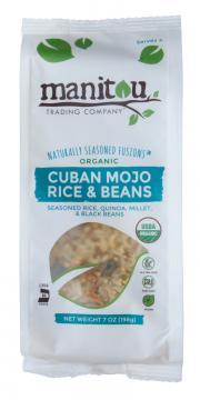 Manitou Organic Cuban Mojo Rice & Beans