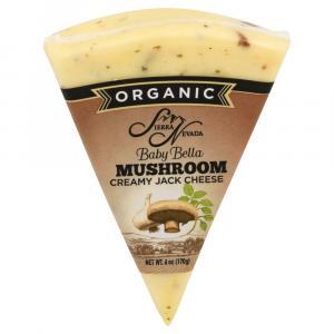 Sierra Nevada Baby Bella Organic Jack Cheese