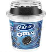 YoCrunch Oreo Cookies n' Cream Yogurt