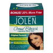 Jolen Creme Bleach Kit Original Formula