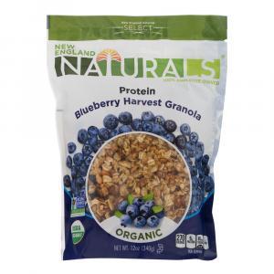 New England Naturals Organic Blueberry Harvest Granola