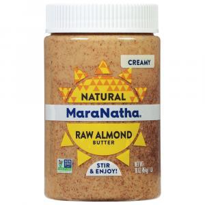 Maranatha Raw No Salt Almond Butter