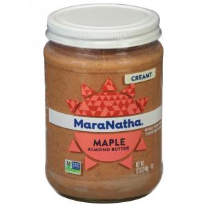 Maranatha Creamy Maple Almond Butter