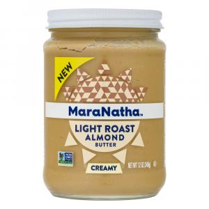 Maranatha Creamy Light Roast Almond Butter