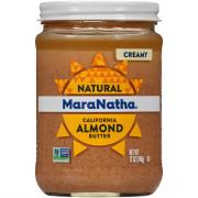 MaraNatha No Stir Creamy Almond Butter