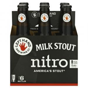 Left Hand Brewing Milk Stout Nitro
