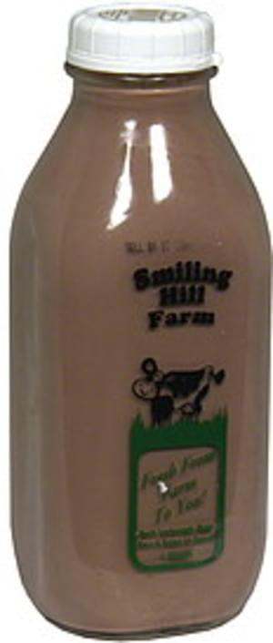 Smiling Hill Farm Lowfat 1% Chocolate Milk