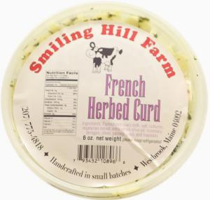Smiling Hill Farm French Herbed Curd