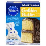 Pillsbury Moist Supreme Golden Butter Cake Mix