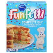 Pillsbury Funfetti Complete Buttermilk Pancake & Wafffle Mix