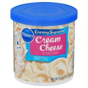 Pillsbury Cream Cheese Frosting