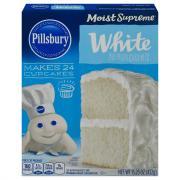 Pillsbury Moist Supreme White Cake Mix