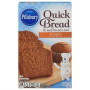 Pillsbury Pumpkin Quick Bread & Muffin Mix