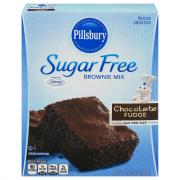 Pillsbury Sugar Free Chocolate Fudge Brownie Mix