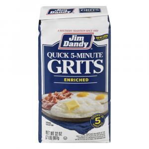 Jim Dandy Quick Grits