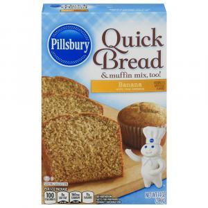 Pillsbury Banana Quick Bread
