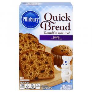 Pillsbury Date Quick Bread