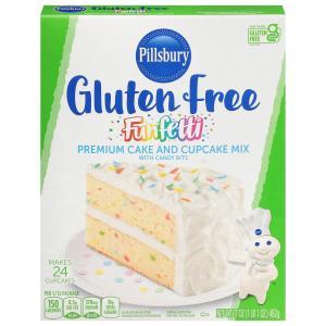 Pillsbury Gluten-Free Funfetti Cake Mix