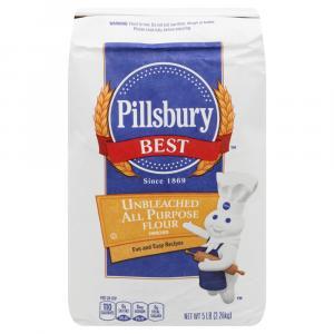 Pillsbury Unbleached Flour