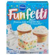 Pillsbury Funfetti Cake Mix