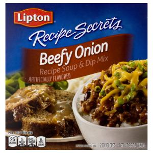 Lipton Beefy Onion Soup Mix