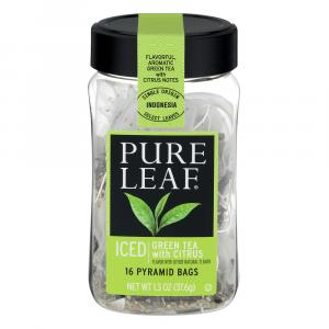 Pure Leaf Green Tea With Citrus