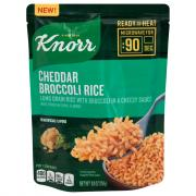 Knor Ready To Heat Cheddar Broccoli Rice