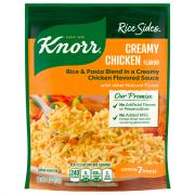 Knorr Rice Sides Creamy Chicken