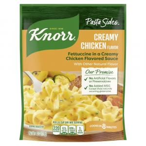 Knorr Creamy Chicken Noodle Pasta Side Dish