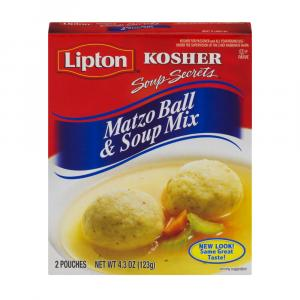 Lipton Matzo Ball and Soup Mix