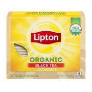 Lipton Organic Black Tea