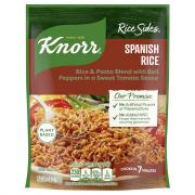 Knorr Spanish Rice Side Dish