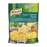 Knorr Italian & Four Cheese Spirals Pasta Side Dish