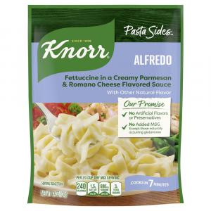 Knorr Alfredo Pasta Side Dish