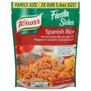 Knorr Fiesta Sides Spanish Rice Family Size