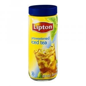 Lipton Unsweetened Iced Tea Mix