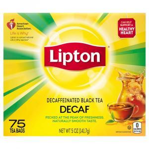 Lipton Decaf Tea Bags