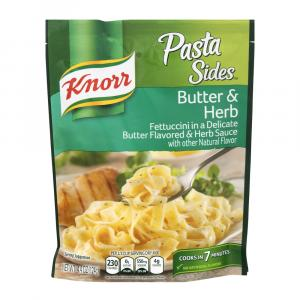 Knorr Pasta Side Dish Butter and Herb