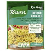 Knorr Cheddar & Broccoli Rice Side Dish