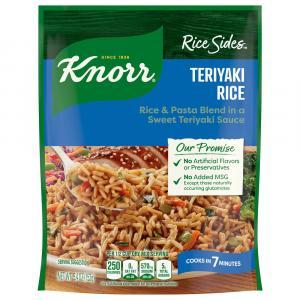 Knorr Asian Teriyaki Rice