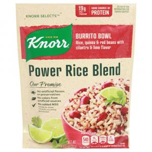 Knorr Selects Burrito Bowl Rice Blend