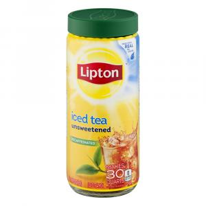 Lipton Decaf Unsweetened Iced Tea Mix