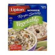 Lipton Kosher Recipe Secrets Vegetable Soup Mix