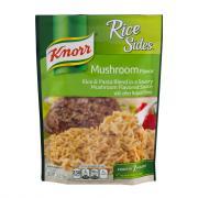 Knorr Mushroom Rice