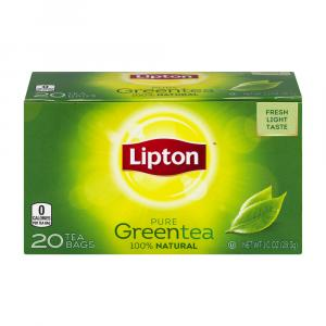 Lipton Pure Greentea 100% Natural