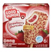 Good Humor Strawberry Cheesecake Bars