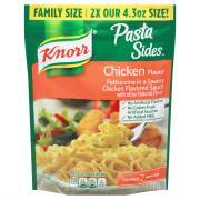 Knorr Pasta Sides Chicken Fettucine Family Size