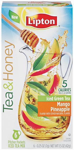 Lipton To Go Green Tea Mango Pineapple