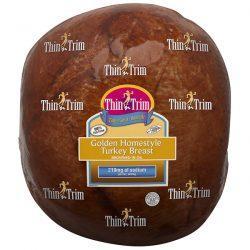 Thin 'n Trim Golden Homestyle Turkey Breast