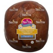 Thin 'n Trim Golden Homestyle Turkey Breast